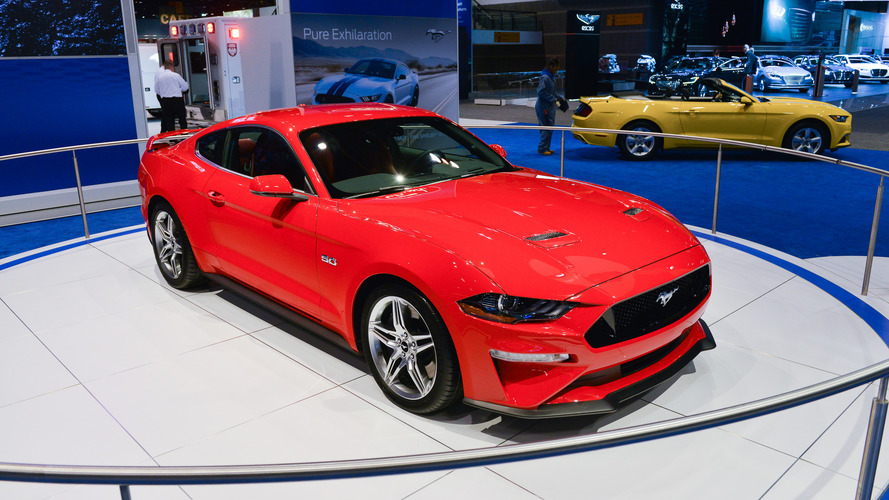 2018 Ford Mustang looks like pony car perfection in Chicago