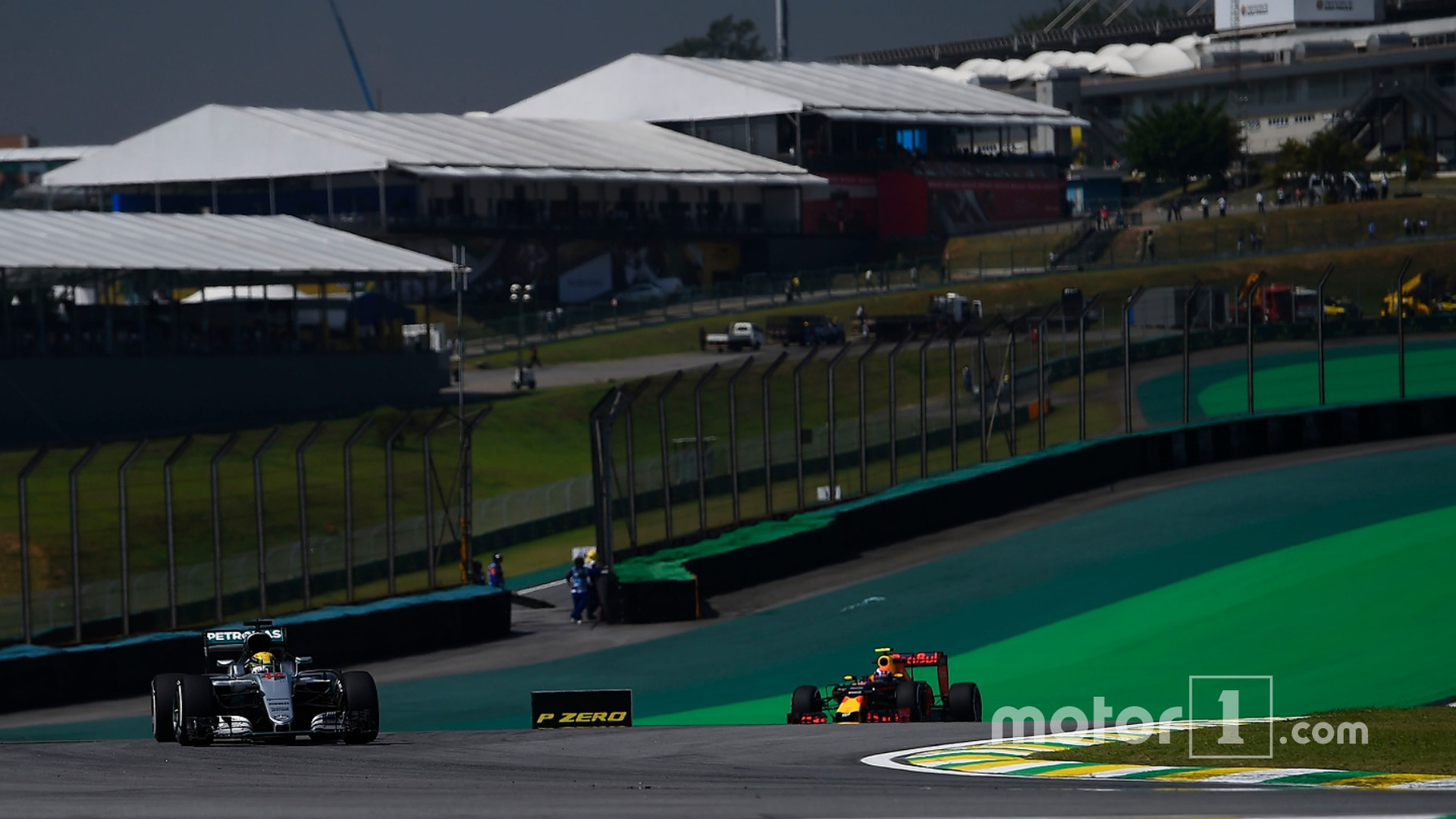 F1 Brazilian Grand Prix – Qualifying Results
