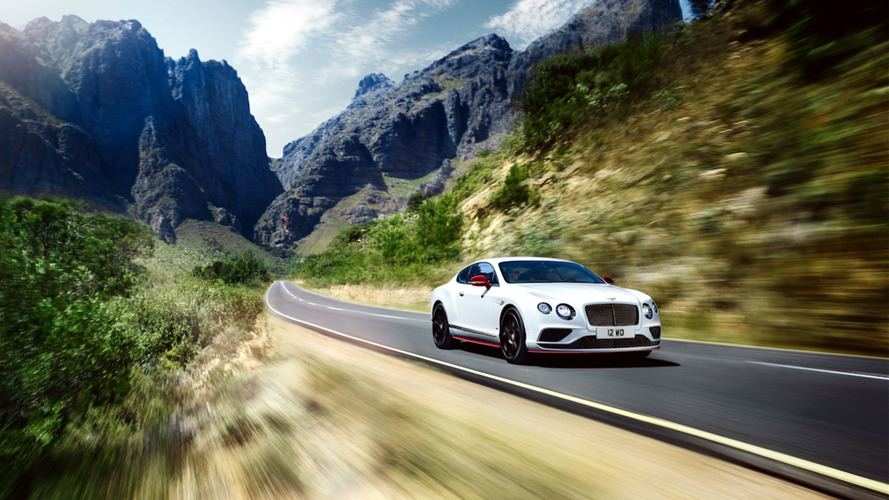 Bentley Continental GT Black Edition