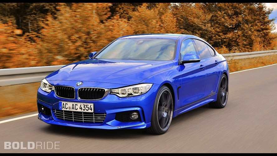 AC Schnitzer BMW 4-Series Gran Coupe