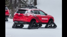 Nissan Rogue Winter Warrior Concept
