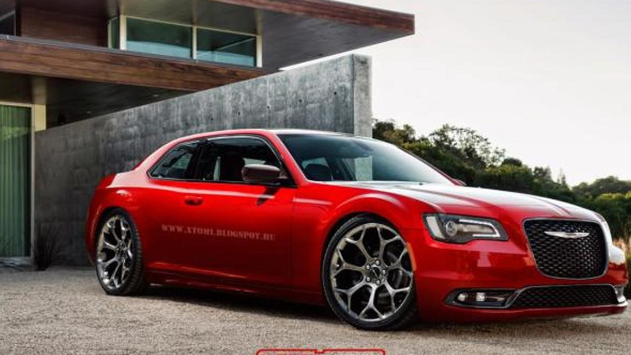Chrysler 300S Coupe render