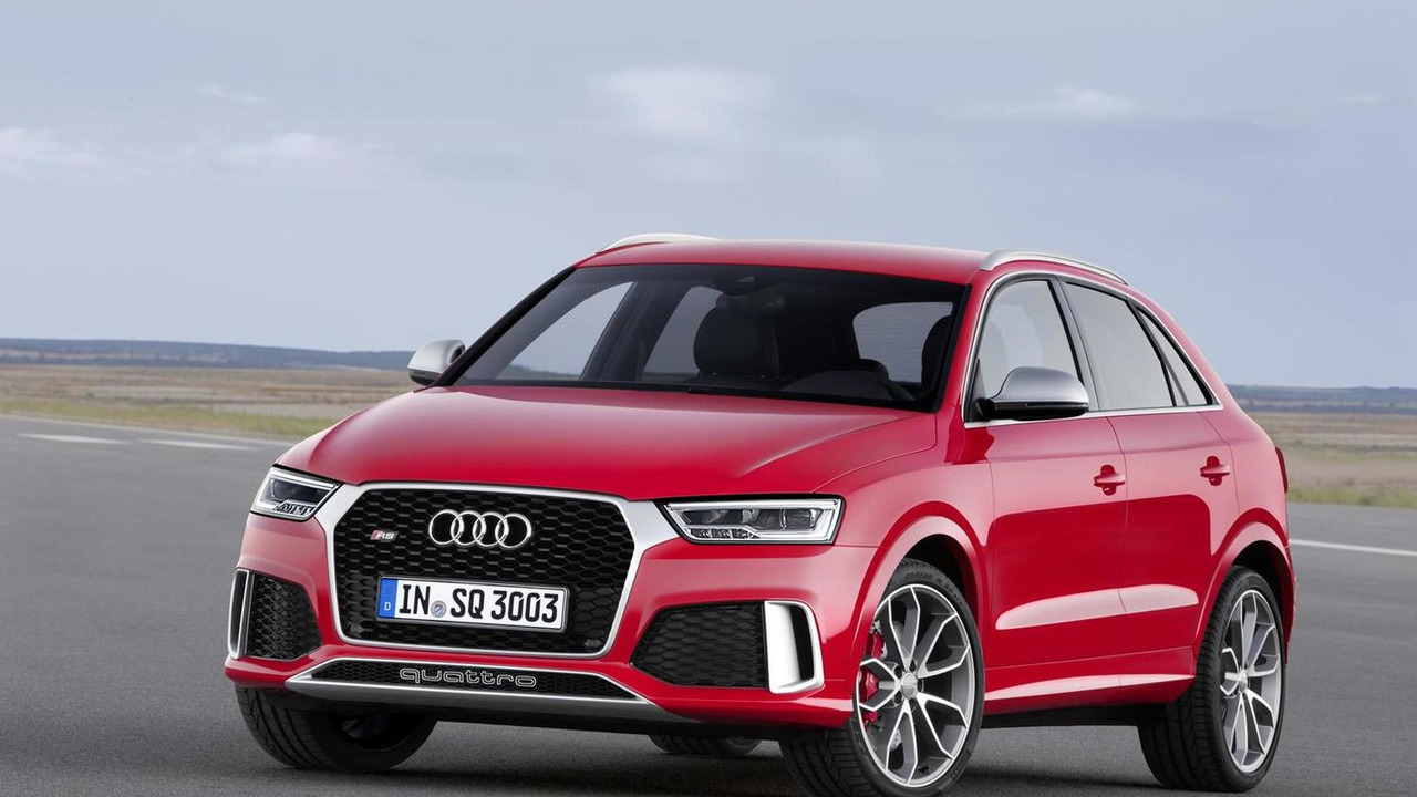 2015 Audi RS Q3 facelift