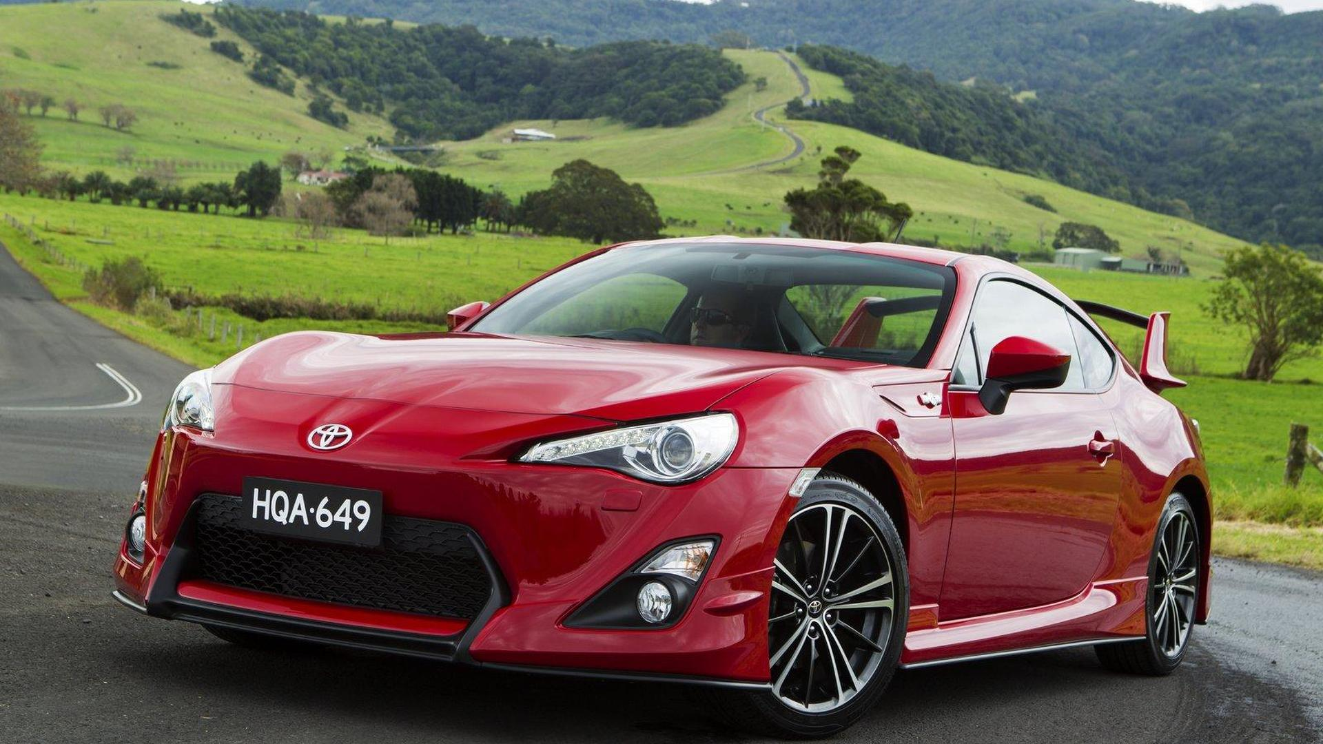 Toyota GT 86 Hybrid in advanced stages - report