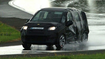 Citroen C3 StreetLounge Spy Photos
