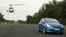 Opel Corsa OPC Sets Circuit Record on Nürburgring