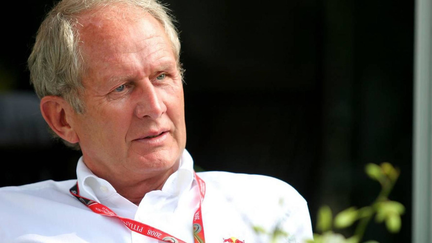 Mercedes resisting engine party push - Marko