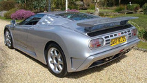 1993 Bugatti EB110 SS by Brabus available for 475,000 GBP