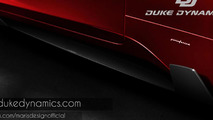 Duke Dynamics previews their Ferrari 458 Velocita