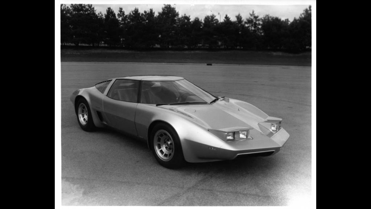 Chevrolet 4-Rotor Concept