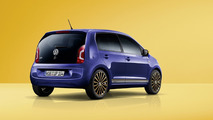 Volkswagen reveals colour up! with two-tone paints