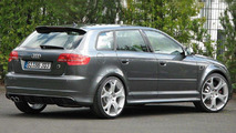 Audi RS3 tuned to 510 HP by B&B