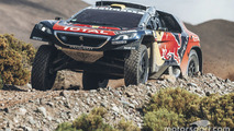 Dakar Cars, Stage 6: Peterhansel moves into the lead with second win
