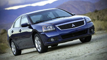 Redesigned 2009 Mitsubishi Galant set to debut at Chicago Auto Show