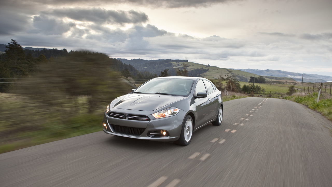 2016 dodge dart gets cheaper simplified lineup. Black Bedroom Furniture Sets. Home Design Ideas