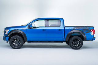 Roush Turns the 2016 Ford F-150 Up to 600HP