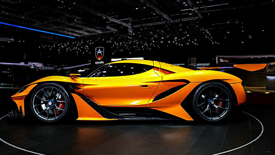 Roland Gumpert departs Apollo Automobil without explanation