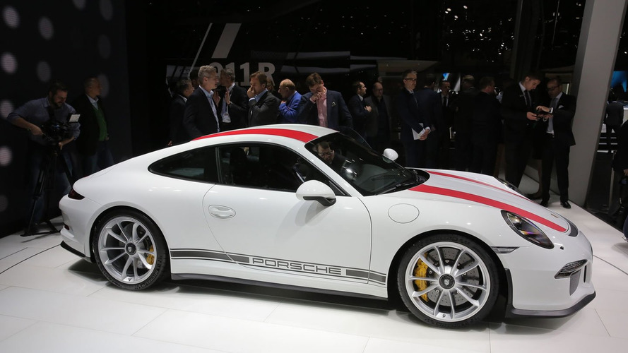 Porsche employees get €8,911 bonus after best year ever