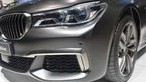 BMW M760Li xDrive live in Geneva