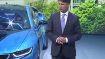 BMW press conference at IAA interrupted after CEO fainted on stage