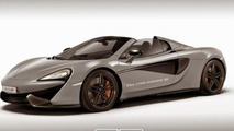 McLaren 570S GT coming next year; 570S Spider due in 2017