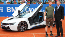 Andy Murray wins 2015 BMW Open, earns brand new BMW i8