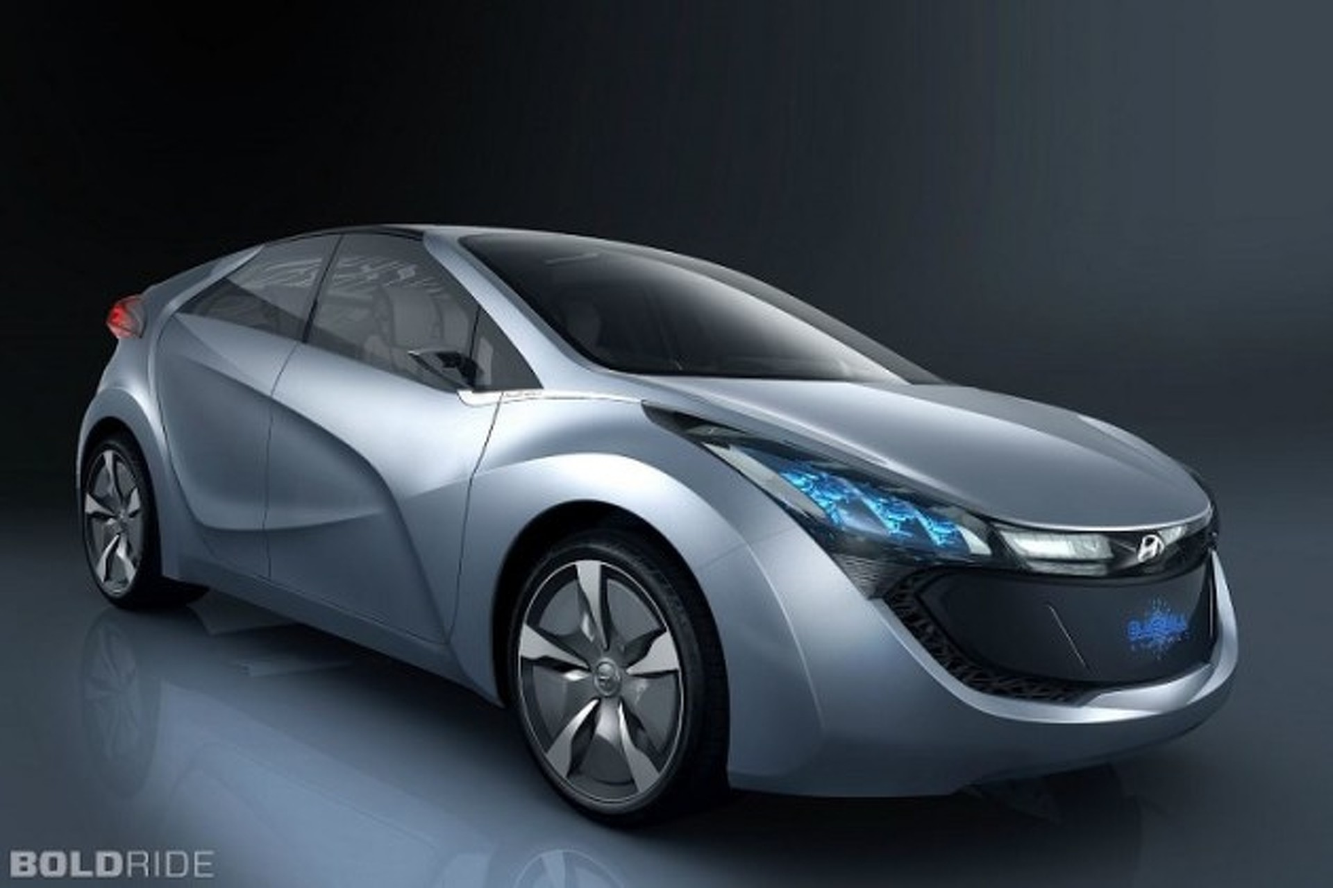 Hyundai Has a Prius Fighter In The Works
