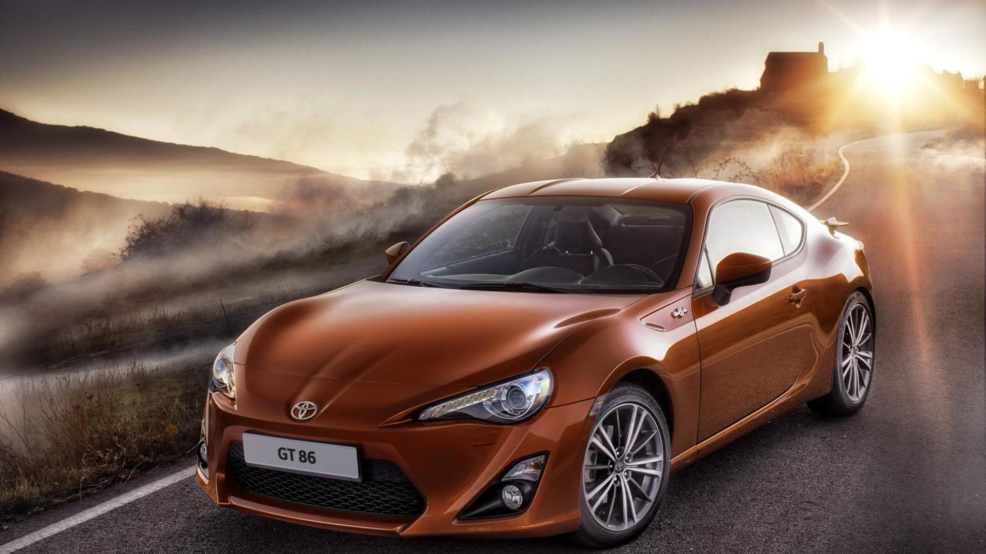 Toyota GT 86 UK pricing announced