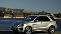 2012 Mercedes-Benz ML63 AMG pricing announced (US), new photos released