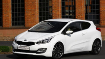 2013 Kia pro_cee'd revealed ahead of Paris debut