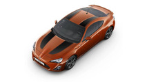 Toyota GT 86 with accessories 01.6.2012