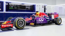 Red Bull drops camouflage livery for race season