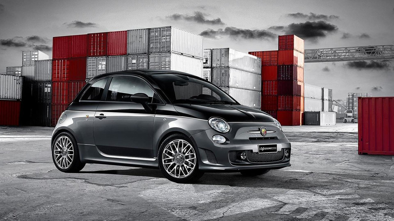 Abarth 500 Bi-Colore Edition