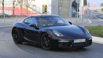 Porsche announces four-cylinder turbo engine coming to Boxster and Cayman in 2016