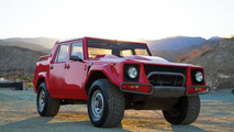 1989 Lamborghini LM002 in pristine condition to be auctioned next month