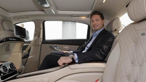 Mercedes-Maybach S600 to be joined by S500 and S400 MATIC versions