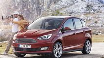 2015 Ford C-MAX facelift unveiled with cosmetic and mechanical tweaks