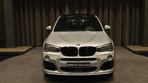 BMW X3 xDrive35i receives the M Performance treatment