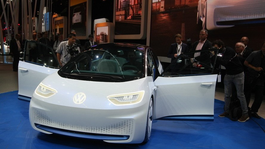 VW's I.D. lineup of EVs to feature faster 5G connectivity