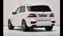 Brabus Mercedes-Benz ML 63 AMG B63S 700 Widestar