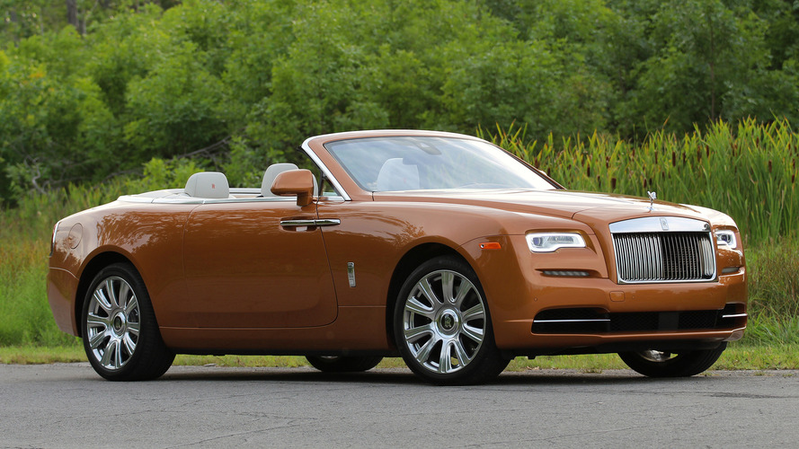 Rolls-Royce argues it doesn't have any competitors in the car industry