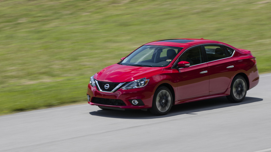 2017 Nissan Sentra SR Turbo starts at $22,825