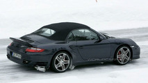 SPY PHOTOS: Porsche 911 Turbo Cabrio