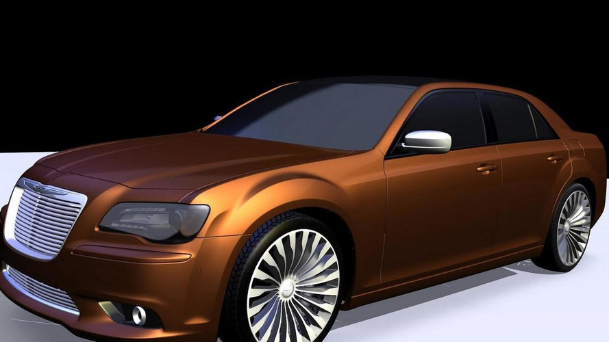 Chrysler 300S Turbine Edition commemorates 1963 concept
