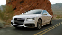 Four Audi models with 3.0-liter V6 TDI heading to L.A. [video]