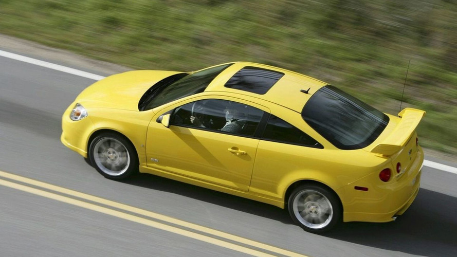 Chevrolet Cobalt SS Pricing Announced