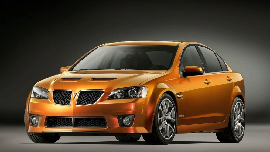 GM Confirms Pontiac Phase Out by 2010 - 21,000 jobs cut