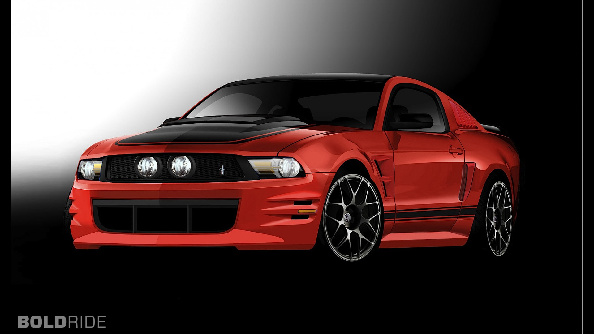 Ford Mustang by Creations n Chrome