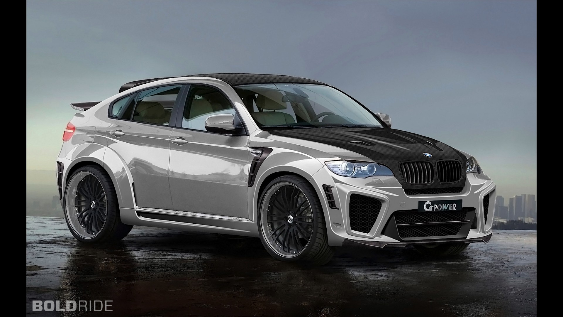 G Power Bmw X6 M Typhoon Rs Ultimate V10