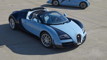 Bugatti confirms fourth Legend Edition for Geneva